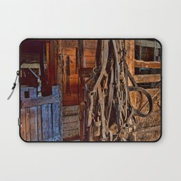 Draft Horse Harness Laptop Sleeve