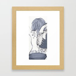 Carriage  Framed Art Print