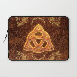The celtic sign  Laptop Sleeve