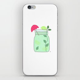 mojito iPhone Skin