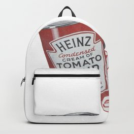 Heinz tomato soup can Backpack
