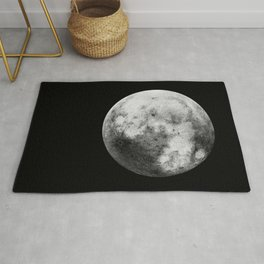 Moon and the Night Sky Rug