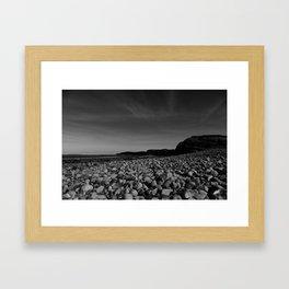 Kilve I Framed Art Print