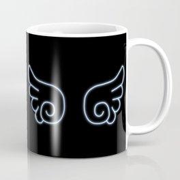 Chibi Angel Wings Coffee Mug