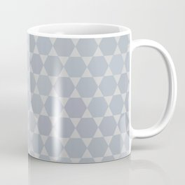 Star Of David | Modern Geometry Coffee Mug