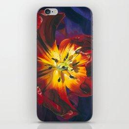 Wilted Tulip iPhone Skin