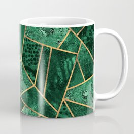 Deep Emerald Coffee Mug