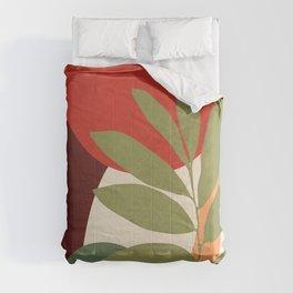 Abstract Flow 23 Comforters
