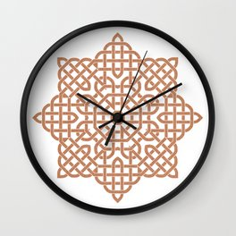 Ornament Wall Clock