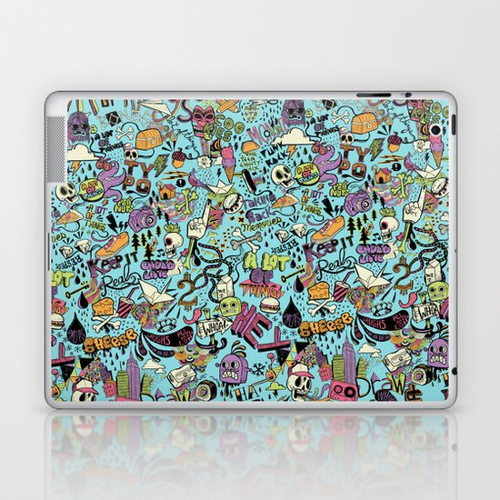 For the love of drawing Laptop & iPad Skin