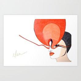 The Business of Branding Beauty Collection III Art Print
