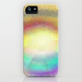 play of light and glass iPhone Case