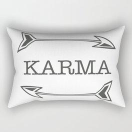 Karma Rectangular Pillow