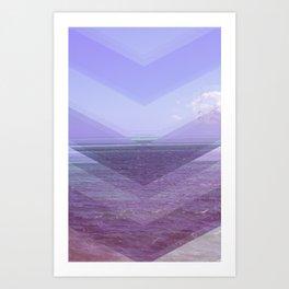 Seeing Double Art Print