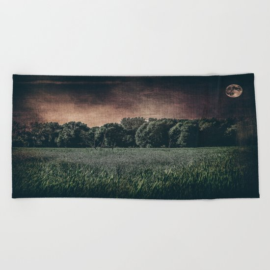 Twilight Dream Beach Towel
