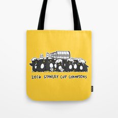 2016 champions Tote Bag