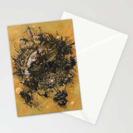 Mini World 2BH Stationery Cards