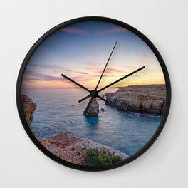 Ciutadella de Menorca, Spain Wall Clock