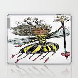 Queen Bee of Color Laptop & iPad Skin