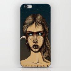 Nocturnal Warrior iPhone & iPod Skin