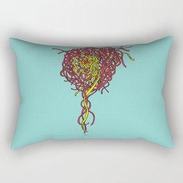 Mind Knot Rectangular Pillow