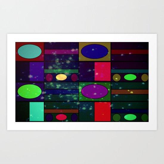 Flaggo Art Print