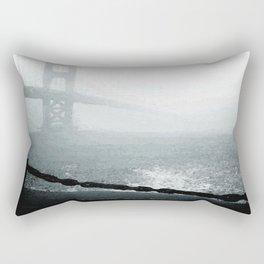 The Bridge 1 Rectangular Pillow