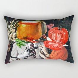 Hot Couple Rectangular Pillow