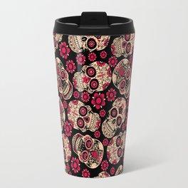 Calavera Travel Mug