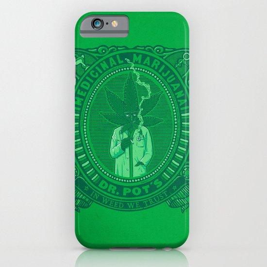 Medicinal Marijuana iPhone & iPod Case