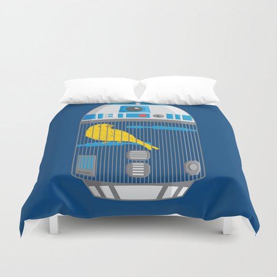 R2 Birdcage Duvet Cover