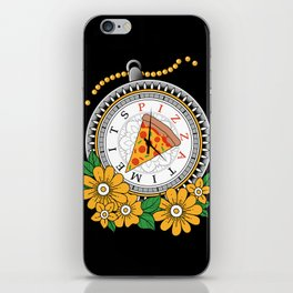 It's Pizza Time iPhone Skin