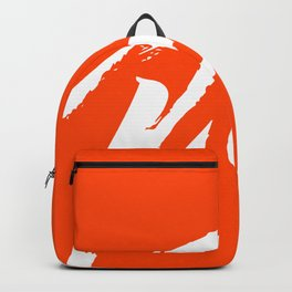 A Rebellious Rise - White Backpack