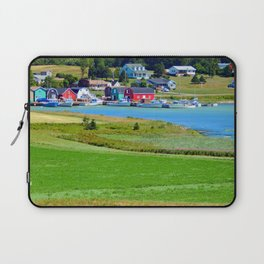 French River Harbour Laptop Sleeve