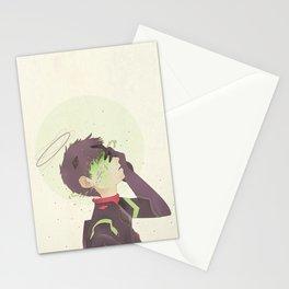 SHINJI IKARI 01 Stationery Cards