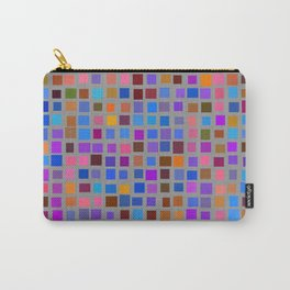 color rectangles 011 Carry-All Pouch