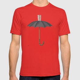 Rene Magritte Hegels Holiday, 1958 Artwork, Tshirts, Posters, Prints, Bags, Men, Women, Youth T-shirt