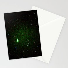 space noise. Stationery Cards