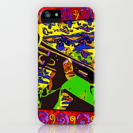 Wynton Marsalis Plays Louis Armstrong iPhone Case