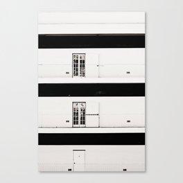 Doors To Nowhere Canvas Print