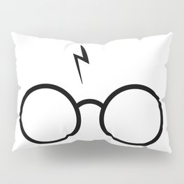 Spectacle Boy Pillow Sham