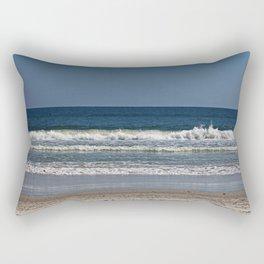 Ocean Oscillation Rectangular Pillow