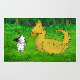 Final Friendship Rug