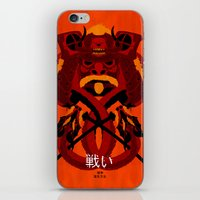 war iPhone & iPod Skins featuring WAR by ELECTRICMETHOD.NET