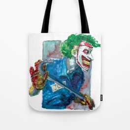 Joker Dc Tote Bag