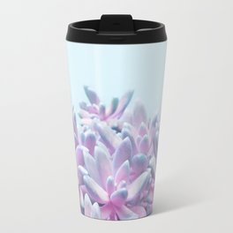 Sweet Succulents Travel Mug