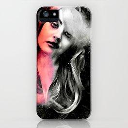 Jessica Rabbit Abstract iPhone Case