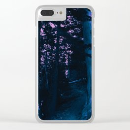 0422 Clear iPhone Case