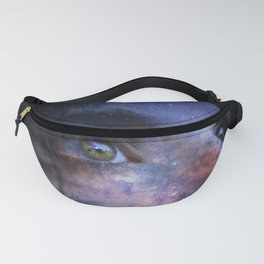 Galaxy woman star Fanny Pack