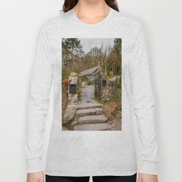 The Ugly House Snowdonia Long Sleeve T-shirt